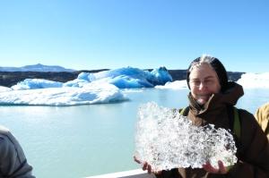 Me with glacier